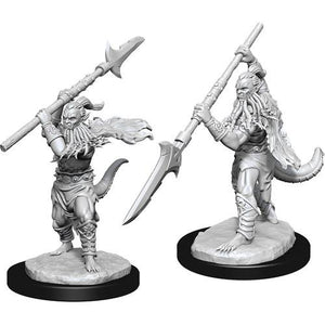 Bearded Devils D&D RPG Miniatures Wizkids
