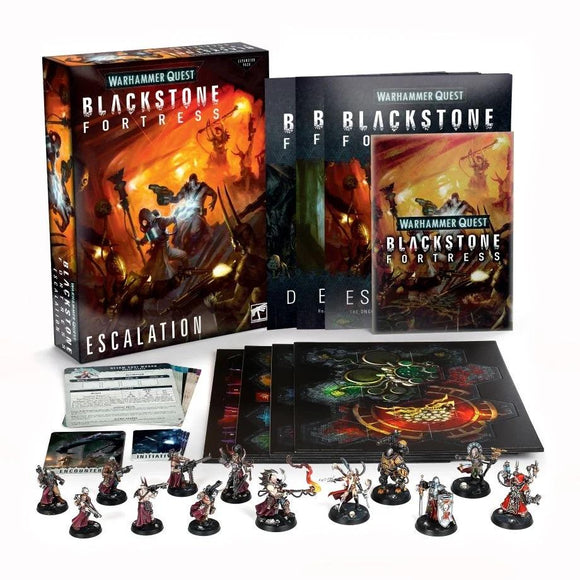 Blackstone Fortress: Escalation Generic Games Workshop  (5026458009737)