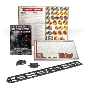 Blood Bowl Head Coach'S Rules & Accessories Pack Generic Games Workshop  (5026700001417)