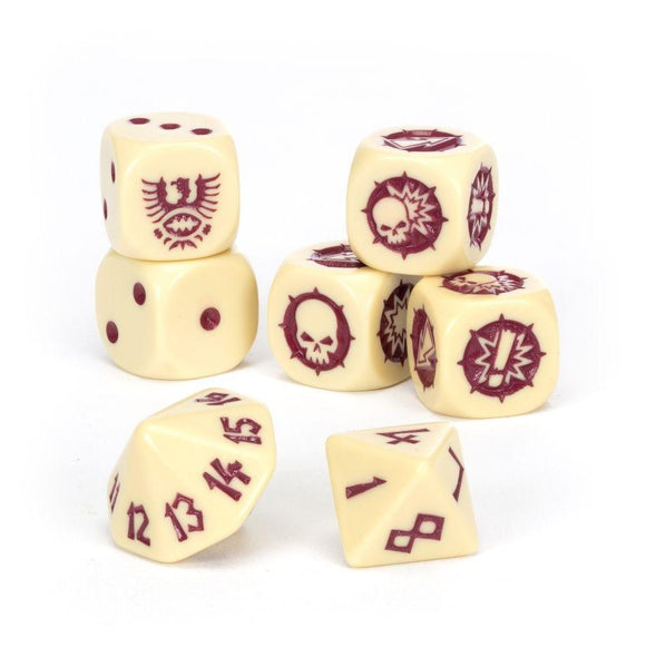 Blood Bowl Imperial Nobility Team Dice Blood Bowl Games Workshop