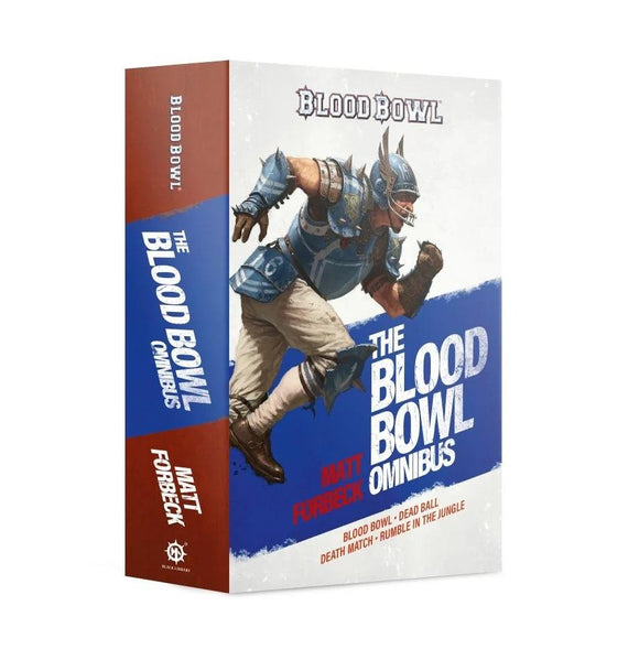 Blood Bowl: The Omnibus (Pb) Age Of Sigmar Games Workshop