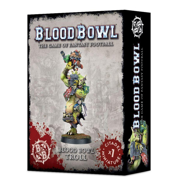 Blood Bowl Troll Generic Games Workshop  (5026484486281)