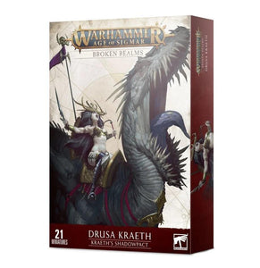 Broken Realms: Kraeth's Shadowpact AOS Generic Games Workshop