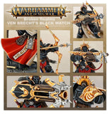 Broken Realms: Ven Brecht'S Black Watch Stormcast Eternals Games Workshop