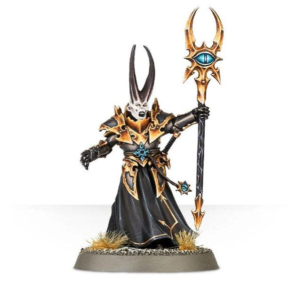 Chaos Sorcerer Lord Warhammer Games Workshop  (5026694037641)