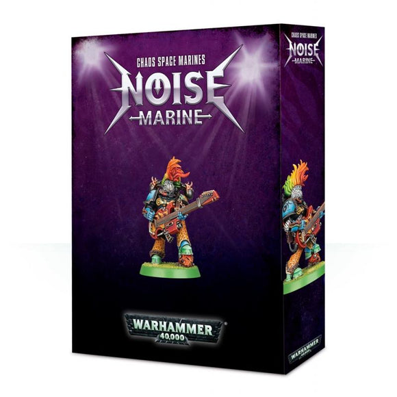 Chaos Space Marines Noise Marine Warhammer 40000 Games Workshop  (5026453520521)