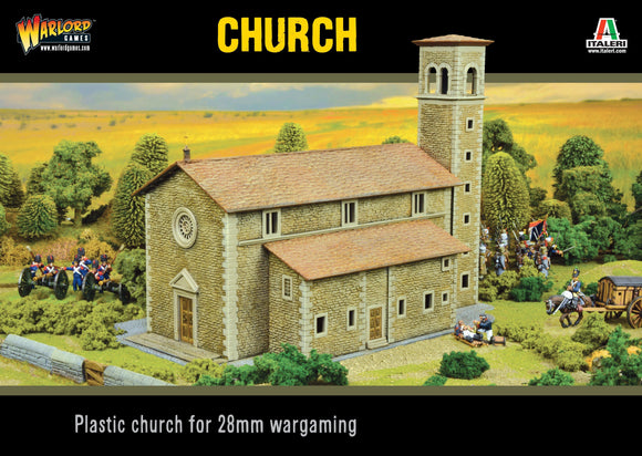 Church Warlord Minis Warlord Games