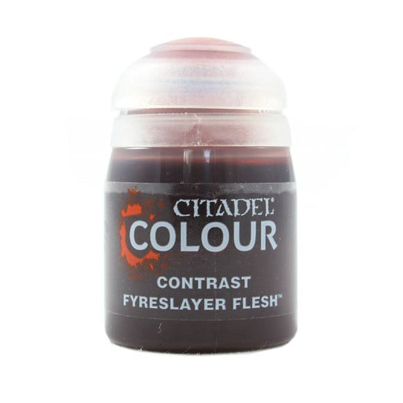 Citadel Contrast: Fyreslayer Flesh Generic Games Workshop  (5026707013769)
