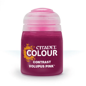 Citadel Contrast: Volupus Pink Generic Games Workshop  (5026707996809)