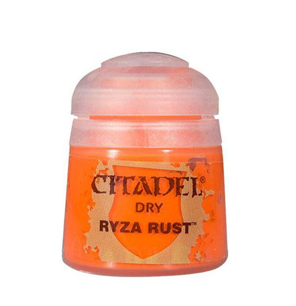 Citadel Dry: Ryza Rust Generic Games Workshop  (5026711535753)