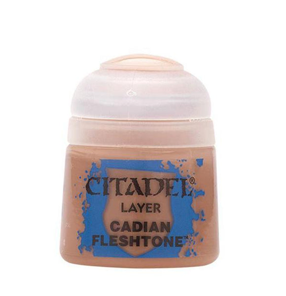 Citadel Layer: Cadian Fleshtone Generic Games Workshop  (5026714484873)