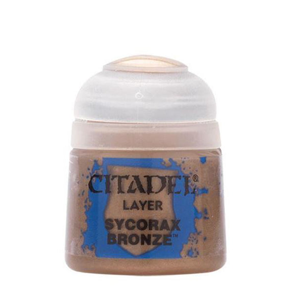 Citadel Layer: Sycorax Bronze Generic Games Workshop  (5026713043081)