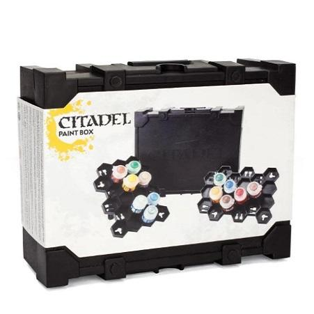 Citadel Paint Box Generic Games Workshop  (5026705113225)
