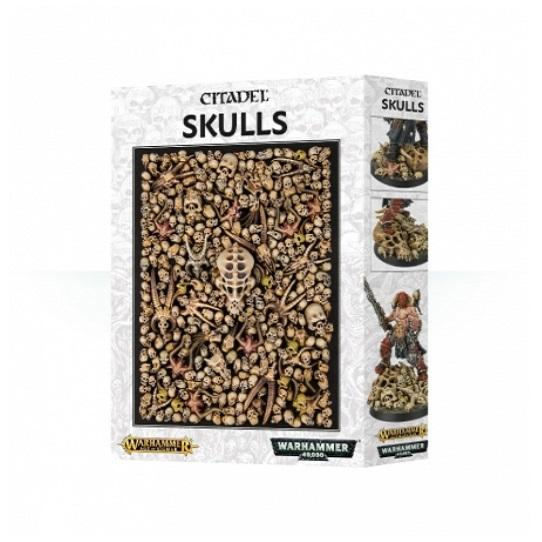 Citadel Skulls Generic Games Workshop  (5026499723401)