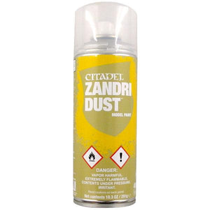 Citadel Spray Zandri Dust Generic Games Workshop  (5026505261193)