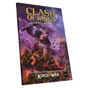 Clash Of Kings 2019 Kings of War Mantic Games  (5026531704969)