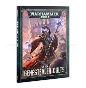 Codex: Genestealer Cults Warhammer 40000 Games Workshop  (5026445885577)