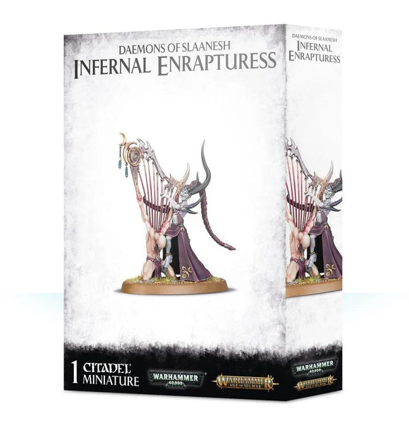 Daemons Of Slaanesh: Infernal Enrapturess Generic Games Workshop  (5026481930377)