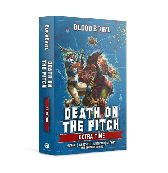 Death On The Pitch: Extra Time (Pb) Age Of Sigmar Games Workshop