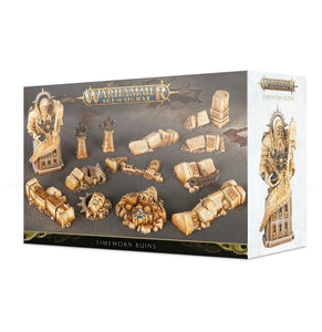 Dominion Of Sigmar: Timeworn Ruins Warhammer Games Workshop  (5026480128137)
