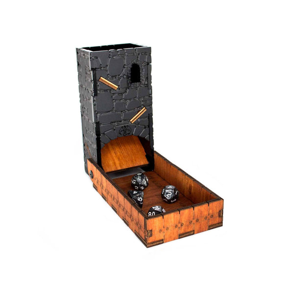 Drawbridge Dice Tower – DragonStone Dicetower C4Lab
