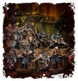 Easy To Build Chaos Space Marines Chaos Cultists Warhammer 40000 Games Workshop  (5026430288009)
