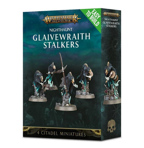 Easy To Build Nighthaunt Glaivewraith Stalkers Warhammer Games Workshop  (5026478784649)