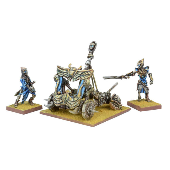 Empire Of Dust Balefire Catapult Kings of War Mantic Games  (5026521284745)