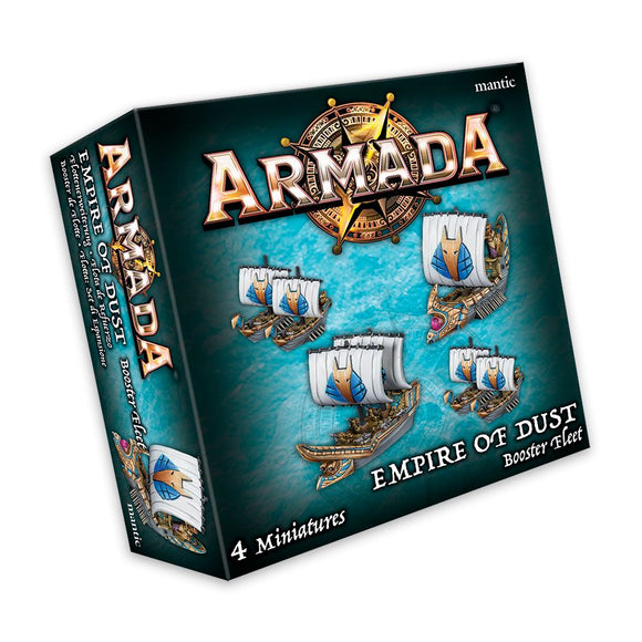 Empire of Dust Booster Fleet Armada Mantic Games