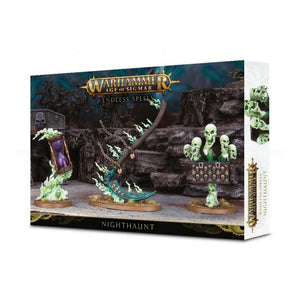 Endless Spells: Nighthaunt Warhammer Games Workshop  (5026473050249)