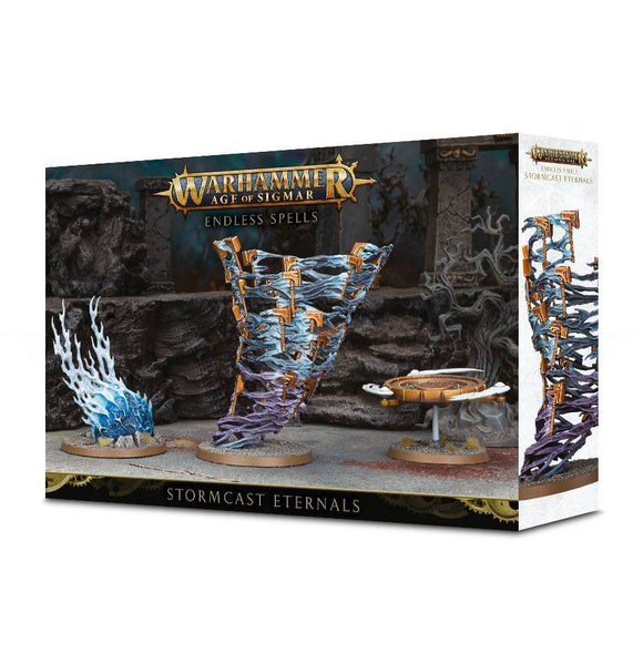 Endless Spells: Stormcast Eternals Warhammer Games Workshop  (5026470002825)