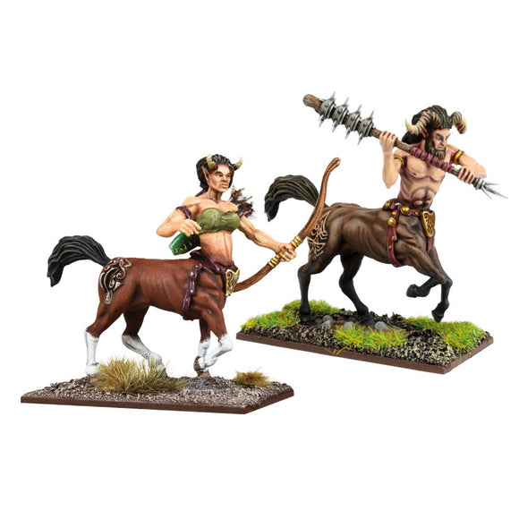 Forces Of Nature Support Pack: Centaurs Vanguard Mantic Games  (5026518532233)