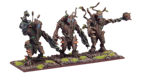Forest Shambler Regiment Kings of War Mantic Games  (5026528723081)