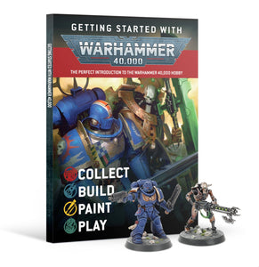 Getting Started With Warhammer 40K 40K Generic Games Workshop