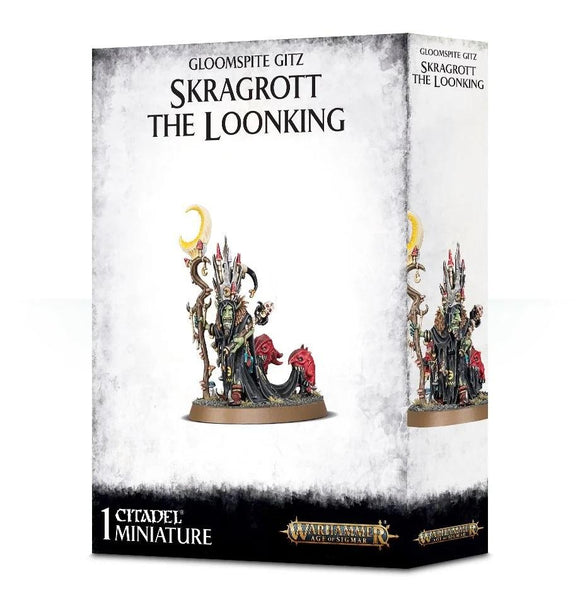 Gloomspite Gitz Skragrott The Loonking Warhammer Games Workshop  (5026474000521)