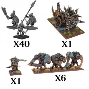 Goblin Army 2020 Goblin Mantic Games
