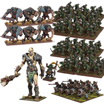 Goblin Mega Army 2020 Goblin Mantic Games