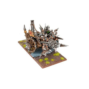 Goblin Mincer Kings of War Mantic Games  (5026523447433)