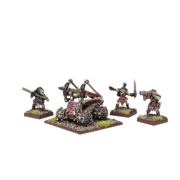 Goblin Sharpstick Thrower Kings of War Mantic Games  (5026527707273)