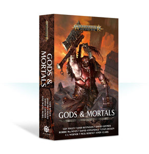 Gods And Mortals Warhammer Games Workshop  (5026468200585)