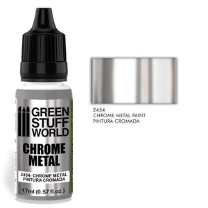 GSW Chrome Paint Auxiliary Green Stuff World