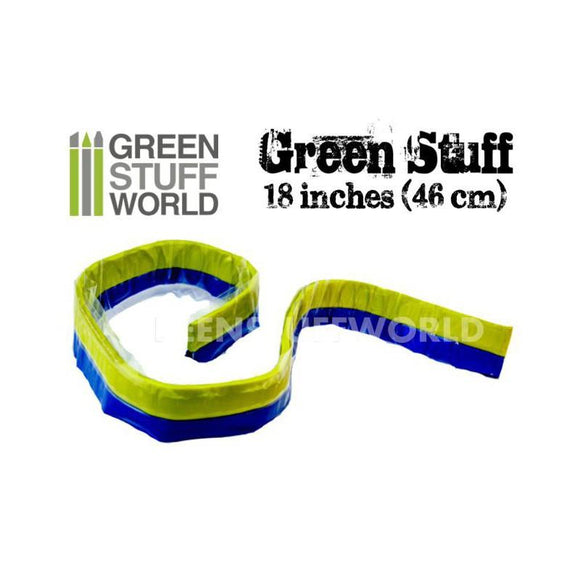 GSW Green Stuff Tape 18 inches GSW Hobby Green Stuff World
