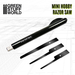 Gsw Hobby Razor Saw Tools Green Stuff World