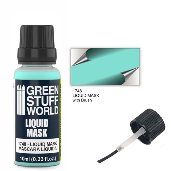 GSW Liquid Mask GSW Hobby Green Stuff World