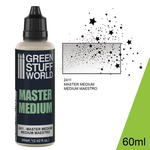 GSW Master Medium 60ML Auxiliary Green Stuff World