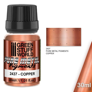 Gsw Pure Metal Pigments Copper Pigments Green Stuff World