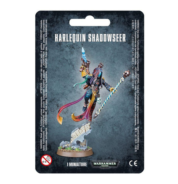 Harlequin Shadowseer Warhammer 40000 Games Workshop  (5026441625737)