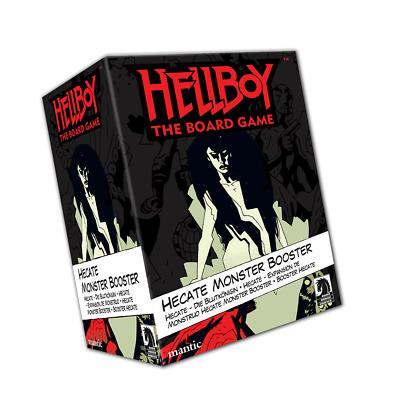 Hecate Monster Booster Hellboy Mantic Games