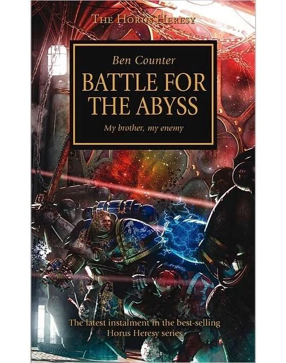 Horus Heresy: Battle For The Abyss Warhammer 40000 Games Workshop  (5026439135369)