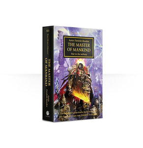 Horus Heresy: The Master Of Mankind Warhammer 40000 Games Workshop  (5026436055177)